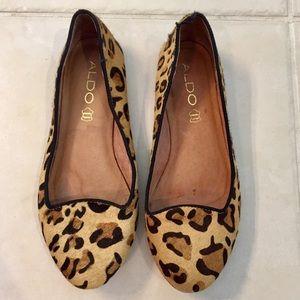 Aldo Shoes | Aldo Leopard Calf Hair